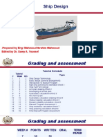 Tut.1 Ship Design Terminology and General Arragment2