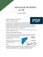 Análisis estructural de sólidos en 3D.docx