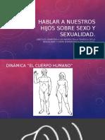 Taller Para Padres Sobre Sexualidad de Sus Hijos