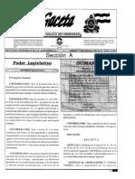 Ley de INPREMA Decreto 267-2013