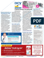 Pharmacy Daily for Tue 20 Sep 2016 - Small pharmacies threatened, DDS expands into ACT, FDA Naloxone comp, Guild Update and much more