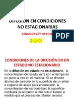DIFUSION+EN+CONDICIONES+DE+NO+ESTACIONARIO