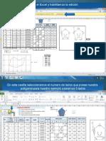 Topografia Explicacion Programaen Excel Para Calcualr Poligonal