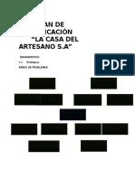 Diagnostico Casa Del Artesano