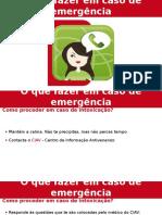 Saber o Que Fazer Em Caso de Emergência