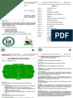 Fnfr - Reglas Futbol Rapido 2014-16