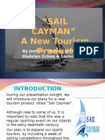 sail cayman- a new tourism product edited
