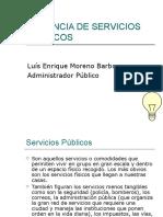 Gerencia de Servicios Publicos