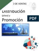 Distribución y Promoción (Seminario de Ventas)