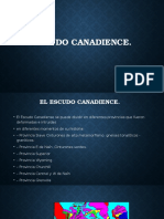 Escudo Canadience
