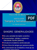 Histología Hematopoyésis