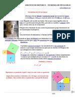 Teorema Pitagoras Oitavo Ano
