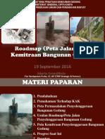 Road Map Penyelenggaraan Bangunan Gedung di Indonesia