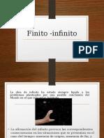 Finito Infinito
