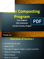 n to Soils - Composting and the C to N Ratio