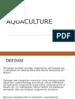 1. Aquaculture