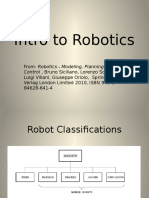 Introduction to Robotics1