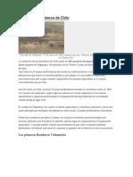 Historia de Bomberos de Chile