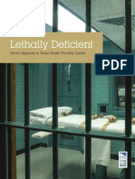 Lethally Deficient