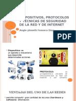 Dispositivos, Protocolos y Técnicas de Seguridad De