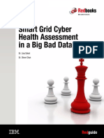 Smart Grid Cyber Health Assessment in a Big Bad Data World