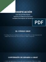 Codificación binaria