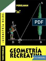 Geometria Recreativa - Yakov Perelman