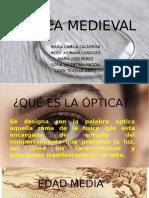 Óptica Medieval