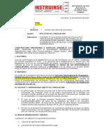 Solicitud de Conciliación AP 14 y AP 15 - Construinse 19.09.16
