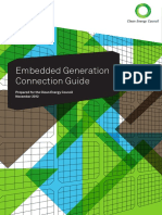Embedded Generation Connection Guide