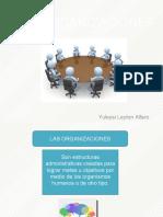 Las Organizacions