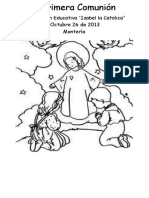 cuadernillomiprimeracomunion2013-131115093921-phpapp02