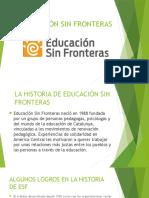 EDUCACIÓN SIN FRONTERAS.pptx
