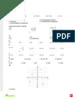 Solucionario Unidad Algebra y Funciones