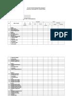 Formulir Orientasi Karyawan Baru ICU RS LEONA