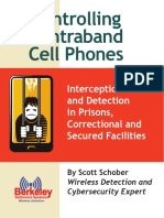Controlling Contraband Cell Phones by Scott Schober