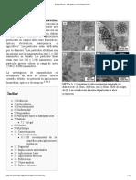 Nanopartículas finas