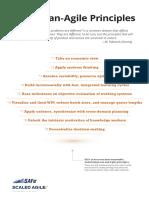 SAFe Principles Poster-24x36