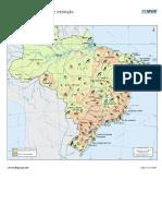 Brasil Fauna Ameacada de Extincao Aves