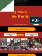 Exposicion Muro de Berlin