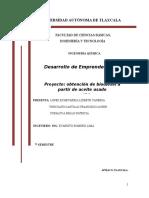 Producción de Diesel (R)