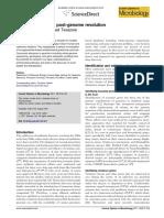 Amini Antibiotics and the Post-genome Revolution 2011