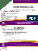 Introduccion Negocios Internacionales