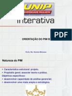 Manual do PIM