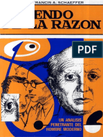 Huyendo de La Razon - Francis a. Schaeffer