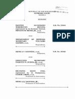 OSG Memorandum EDCA