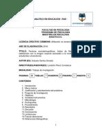 Factores Sociodemográficos, Índice de Masa Corporal (IMC) y - Colombia