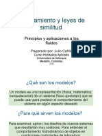 Modelamiento y Leyes de Similitud[1]