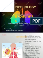 Basic Pathophysiology - Bronchitis.pptx