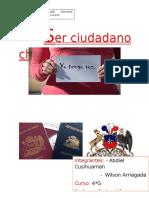 Ciudadanía Chilena